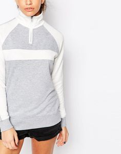 New Look | New Look Track Zip Jacket at ASOS