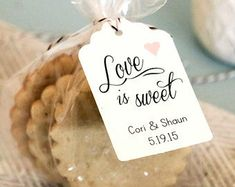 Set of 25 CUSTOMIZABLE Take a Shot We Tied The Knot Favor Tag   Etsy Wedding Favours Shots, Take A Shot, Custom Tags, Thank You Tags, Tag Design, Tie The Knots, Love Is Sweet, Wedding Thank You, Favor Tags