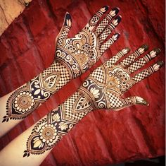 Henna Tattoo.Mehendi Mandala Art #MehendiMandalaArt #MehendiMandala @MehendiMandala
