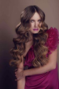 Hair Fashion Style: Hermosos cortes de pelo largo 2012