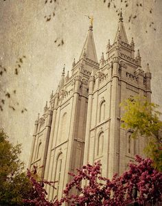 """Salt Lake City LDS Temple  - MormonFavorites.com  """"I cannot believe how many LDS resources I found... It's about time someone thought of this!""""   - MormonFavorites.com"""