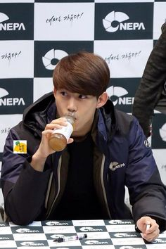 20141008 Taecyeon at NEPA Fansign