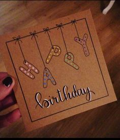 Birthday Birthday The post Birthday appeared first on Kindergeburtstag ideen. Birthday Birthday The post Birthday appeared first on Kindergeburtstag ideen. Creative Birthday Cards, Birthday Cards For Friends, Bday Cards, Birthday Diy, Handmade Birthday Cards, Friend Birthday, Birthday Ideas, Card Birthday, Birthday Presents