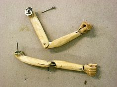 marionette shoulder joint - Google Search