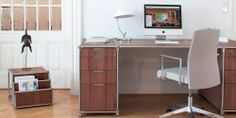 Working I Office I Home I Interior I Furniture I Design Made in Berlin I Schreibtisch Desktop by System 180