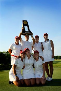 2012 NCAA Women's Golf National Champions ....   Alabama Crimson Tide... Roll Tide!