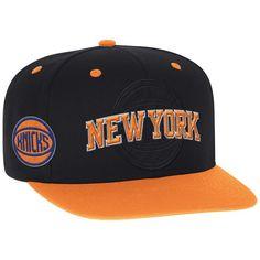 e7a50383db1 New York Knicks adidas Youth 2016 NBA Draft Snapback Hat - Black -  25.99  Knicks Draft