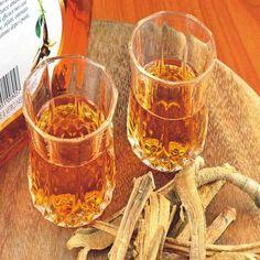 liquore alla genziana