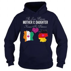 THE LOVE BETWEEN MOTHER AND DAUGHTER - IVORY COAST GERMANY T-SHIRTS, HOODIES, SWEATSHIRT (39.99$ ==► Shopping Now)