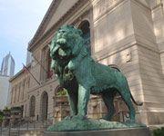 lion, boot, art museum, scavenger hunts, field trips, chicago, place, art deco, art institut