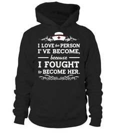 I Fought To Become Nurse | Teezily | Buy, Create & Sell T-shirts to turn your ideas into reality