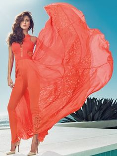 Marlana Gown  at Guess