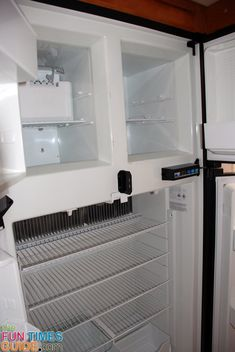 An RV refrigerator has some unique quirks about it. Here is the best and fastest way to cool items in your RV refrigerator. Helpful tips for new RV owners and RV renters!