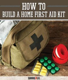 Having a good first aid kit can be the difference in life and death, or at the very least help you avoid discomfort in an emergency. Camping First Aid Kit, Emergency First Aid, Emergency Preparation, Survival Life, Survival Prepping, Survival Skills, Doomsday Prepping, Survival Stuff, Homestead Survival