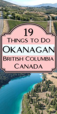 Places To Travel, Places To See, West Coast Canada, Canada Destinations, Vacation Destinations, Things To Do In Kelowna, British Columbia, Columbia Travel, Travel Tours