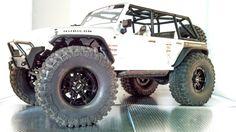 """Jeep """"Mudder"""""""