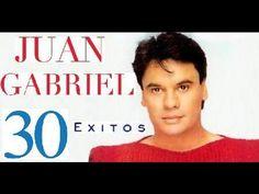 JUAN GABRIEL EXITOS 30 GRANDES EXITOS MIX (Q.E.P.D)