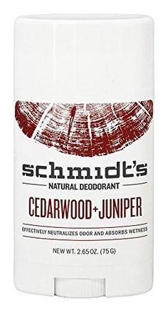 Schmidt's Deodorant - Cedarwood   Juniper Stick Schmidt's... http://www.amazon.com/dp/B018K3HD62/ref=cm_sw_r_pi_dp_F.Ljxb0XXF1Q6