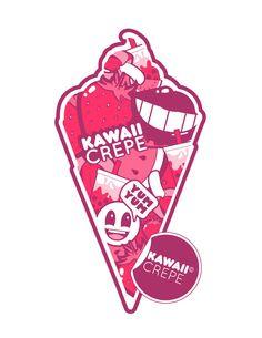 Kawaii Shirts 2 by Joel Schwab, via Behance