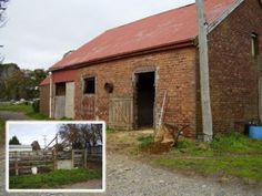 Double brick stables near Crookwell
