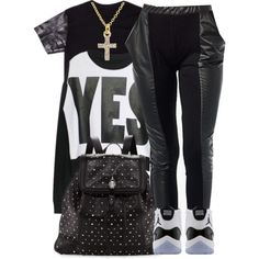Untitled #778, created by ayline-somindless4rayray on Polyvore