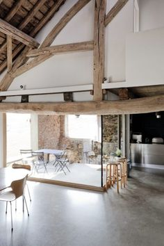 minimal rustic chic - country