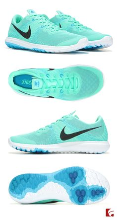 Set your own pace in the Flex Fury athletic shoe from Nike. It's Fitsole technology gives you superior fit, cushioning and support. And lastly, we think their fun color is just adorable! That's what we call a win-win!