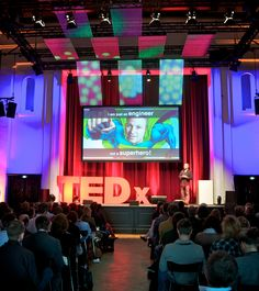 TWEETx, TEDx Hamburg, Germany