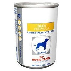 ROYAL Canin Veterinary Diet Canine Potato and Duck Formula Canned Dog Food 24/13.6 oz by Royal Canin >>> See this great product. (This is an affiliate link and I receive a commission for the sales) #Pets