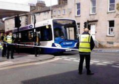 Dalton Square closed after accident