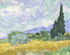 The National Gallery Of Victoria Presents Van Gogh And The Seasons // Van Gogh…