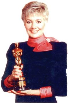 """2/11/14 4:53a The Academy Awards: Shirley Jones Best Supporting Actress Oscar for """"Elmer Gantry""""  1960. Much Later Photo  dialmformovies.net"""