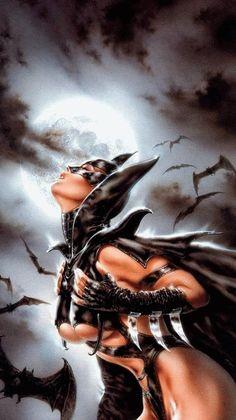 Batwoman, Dc Batgirl, Batman And Catwoman, Batman Art, Superman, Catwoman Comic, Batman Cartoon, Joker, Gotham City