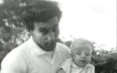 John Francis Bongiovi, Sr. and John Francis Bongiovi, Jr. aawww...Wow he looks like his daddy!!!
