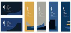 Logo zum EU-Ratsvorsitz von Griechenland 2014