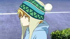 Totally knitting this hat (Yuki, Noragami)