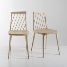 Bensimon Chairs | our menu