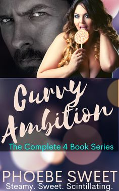 Four times the curves. Four times the hunks. Four times the sweetness. Four times the steam.  Curvy Ambition: The Complete Four Book Series (Plus a bonus book!) is now available in Kindle Unlimited! Or is just $3.99 to buy!  4.6 of 5 stars: Come see what all the fuss is about :) Ambition, Book Series, Kindle, My Books, Curves, Times, Stars, Reading, Movie Posters