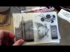 Faux Tissue Tape Tutorial