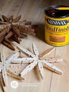 68 Ideas country christmas tree ornaments diy decorating ideas for 2019 Christmas Snowflakes, Diy Christmas Ornaments, Christmas Projects, Holiday Crafts, Snowflake Ornaments, Christmas Ideas, Diy Snowflakes, Handmade Ornaments, Ornaments Ideas