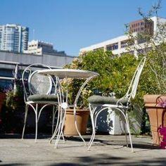 How To Paint Cast Aluminum Patio Furniture
