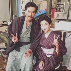 豊川悦司と宮沢りえ(出典:https://www.instagram.com/rie_miyazawa_official)