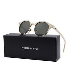 68bac09fbc1 Joopin Semi Rimless Polarized Sunglasses Women Men Retro Brand Sun Glasses