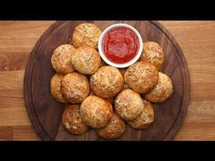 Get Ready To Shock Everyone With These Pizza Bombs At Your Next Party
