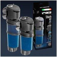 Filtro biologico meccanico interno acquario SHARK ADV 600\800 litri.