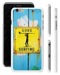 GONE SURFING Surfer Beach Hawaii Cali iPhone 4 4s 5 5s 6 Plus Phone Case Cover #UnbrandedGeneric
