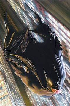 "Cover by Alex Ross  ""Batman R.I.P."" — Part 4! Robin and Damian team up — yes, you read that right — to search for the missing Batman. Meanwhile, the Club of Villains — The Hunchback, Pierrot Lunaire, King Kraken, Charlie Caligula, Scorpiana and El Sombrero — rampage through Gotham City! This incredible fourth chapter of ""Batman R.I.P."" ends with the surprising return of a character you never thought you'd see again!"