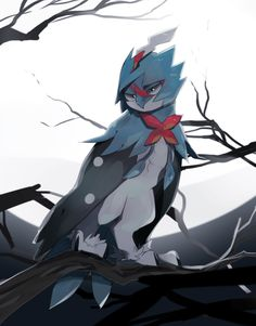Decidueye is so beautiful and mysterious.. Its design overall is amazing, I absolutely love it.