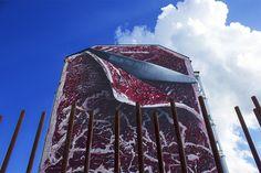 Berlin's Art. Meat by Xi-Design. FILIPPI GIULIA PHOTOGRAPHY. Publication on Berlino Magazine. http://berlinocacioepepemagazine.com/a-berlino-un-nuovo-bellissimo-murale-rievoca-la-ferita-del-muro-le-foto/