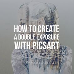This tutorial shows you how to create an amazing double exposure using the PicsArt app. A double exposure is the skill of combining two photos into a single image.
